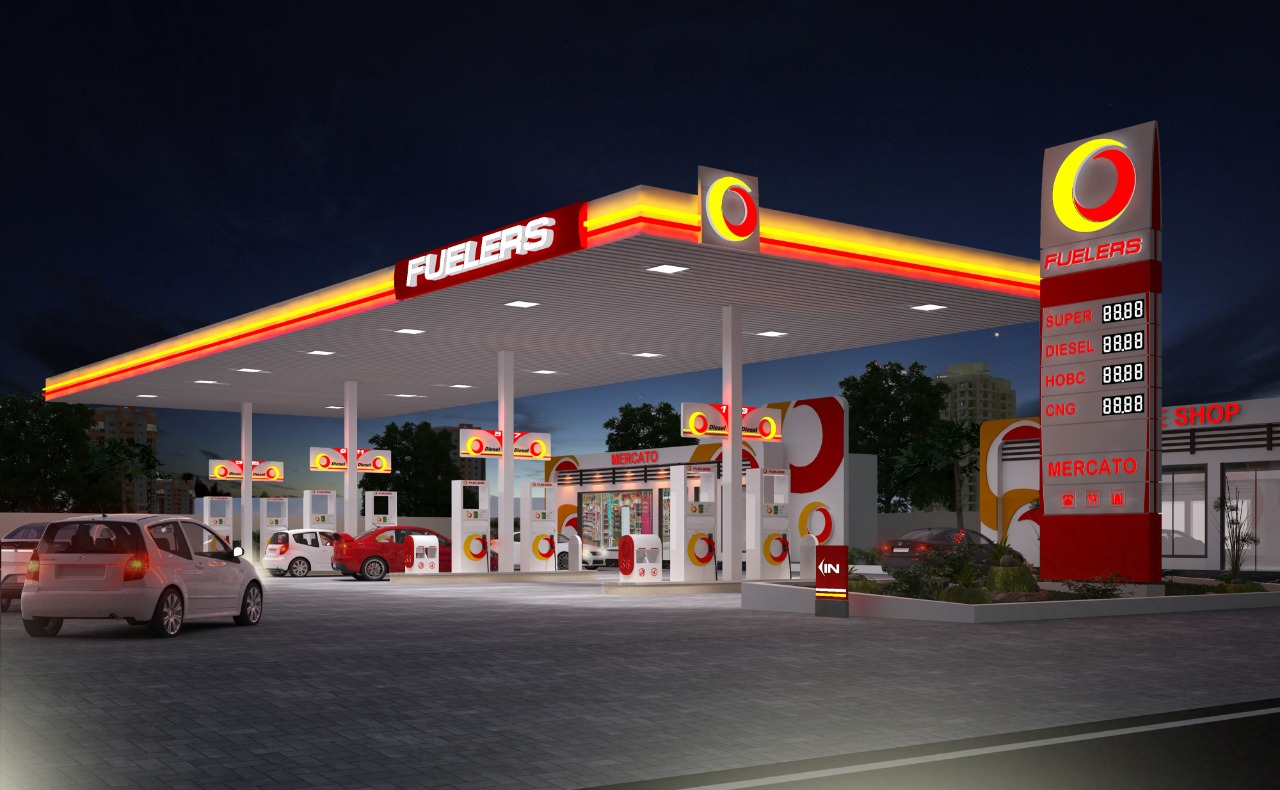 About Us The Fuelers